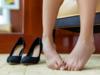 Za kuří oka může nevhodná obuv